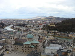 Salzburg FortressView