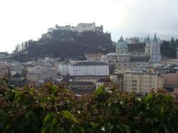 Salzburg MonasteryView