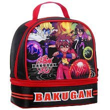 Bakugan lunch box