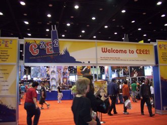 C2E2: The Action Continues (1/4)