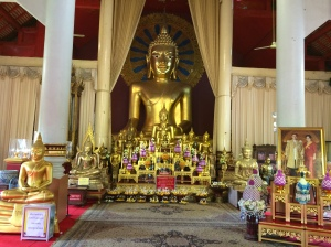 Wat Phra Singh temple