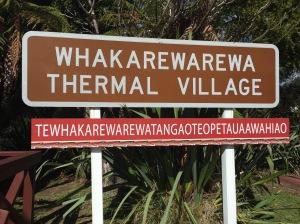 Whakarewarewa